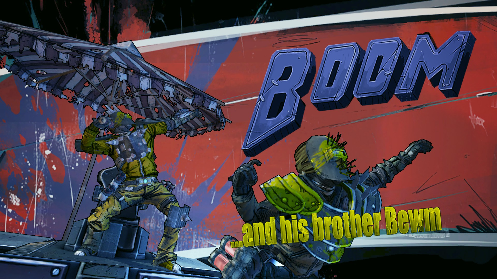 Boom And Bewm - Borderlands Wiki