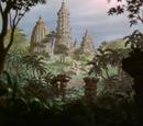 Jungle Book locations
