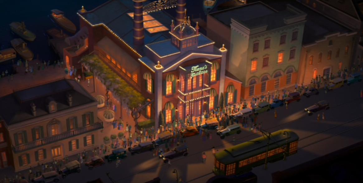 Tiana S Palace Disney Wiki