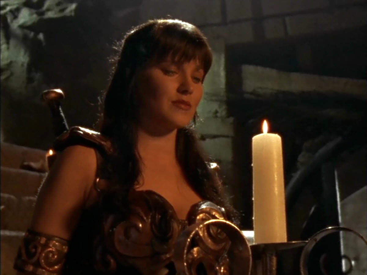 Remember Nothing - The Xena: Warrior Princess and Hercules ...