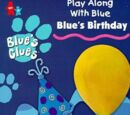 blues clues joes surprise party