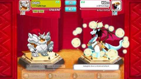 Dragon city diamond cup level 4