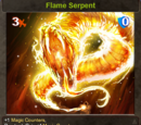 Flame Serpent
