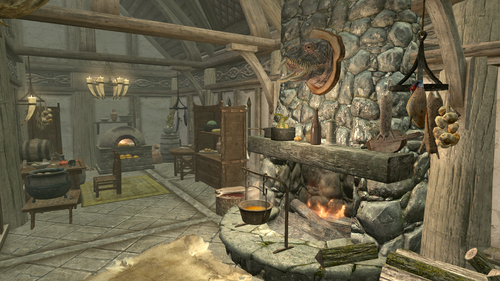 Kitchen The Elder Scrolls Wiki
