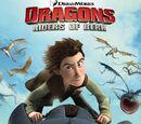DreamWorks Dragones