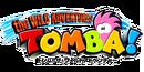Tomba 2 - Japanese logo.png