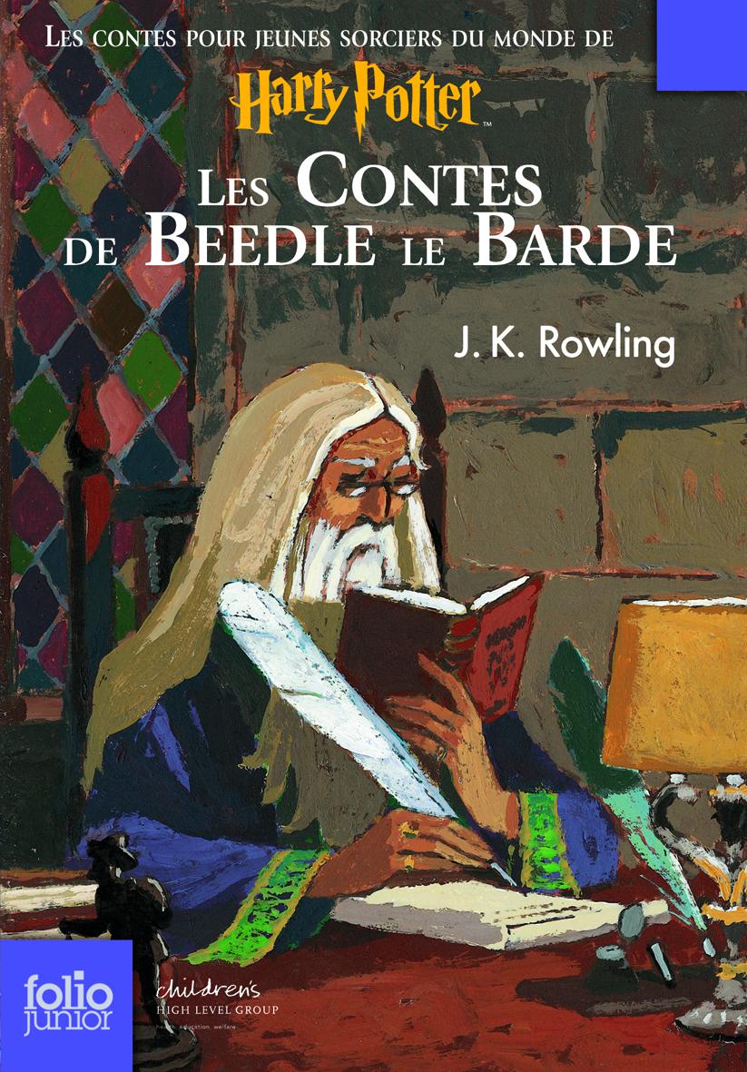 Les contes de Beedle le Barde Couverture_BB_3