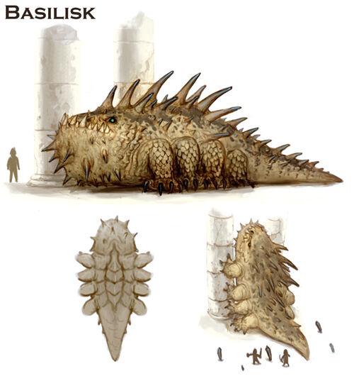 Basilisk vs Dragon Basilisk.jpg Dragon Nest