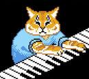 Keyboard cat (Kot z klawiaturą)