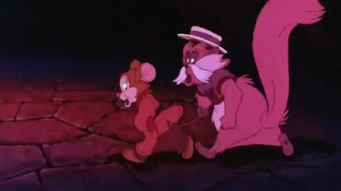 An American Tail - singing with tiger Part 2