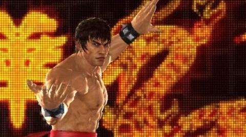 Tekken Tag Tournament 2 Marshall Law's Arcade Ending