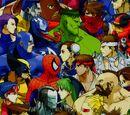 Marvel vs. Capcom: Clash of Super Heroes Images