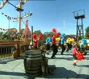 Go Captain Feathersword, Ahoy!