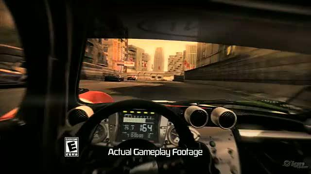 Need for Speed Shift Xbox 360 Clip-Commercial - NFS TV Trailer