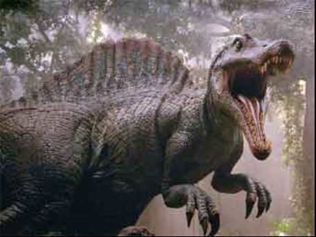 Spinosaurus dinopedia the free dinosaur encyclopedia - Spinosaurus jurassic park ...