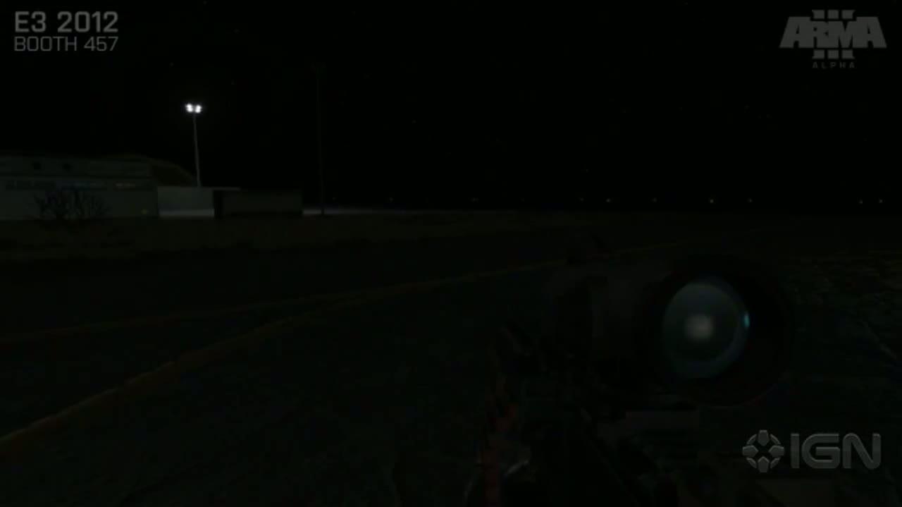 Arma 3 Lighting Demo