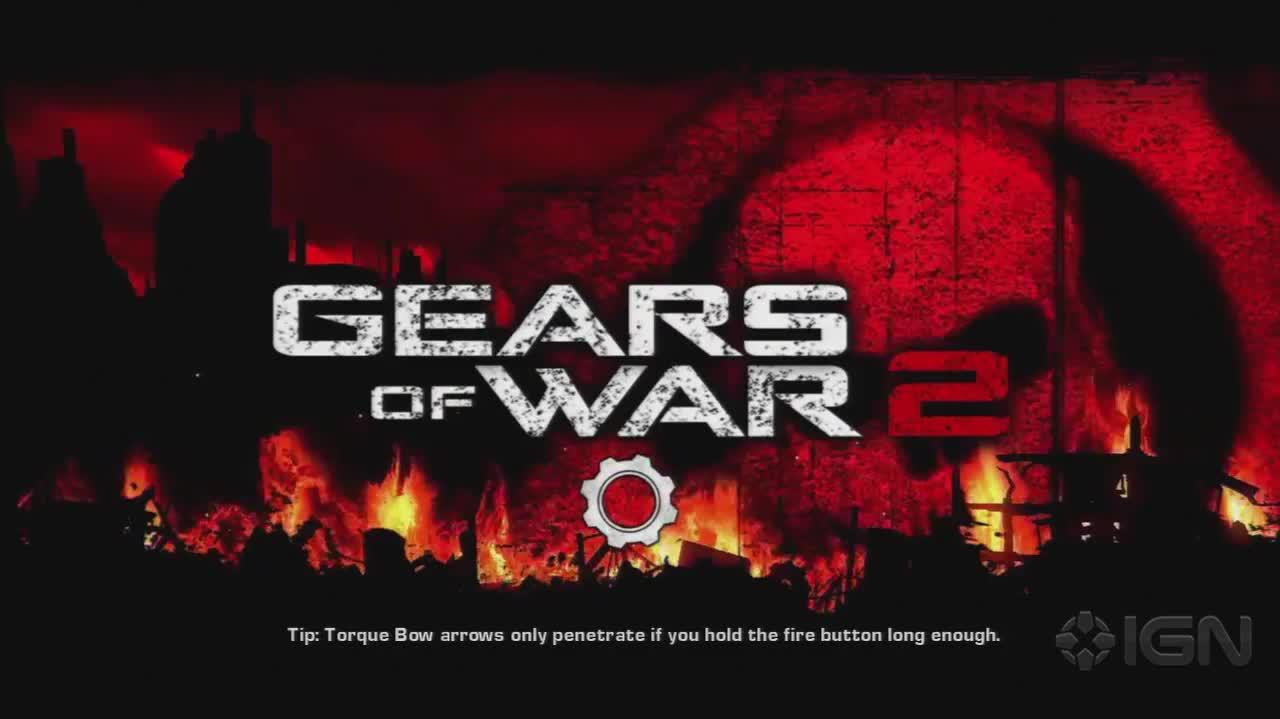 Gears of War 2 - Recap - Gameplay