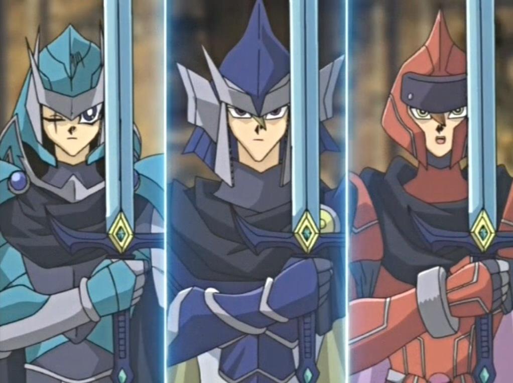 Legendary knights Yugioh Timaeus Knight