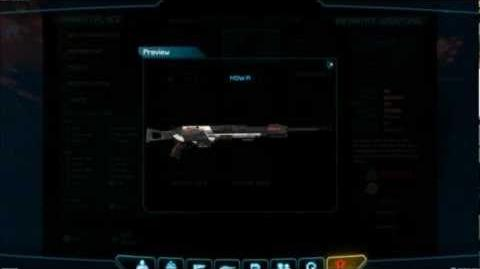 TR Weapon Design - Planetside 2 Guide