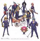 The Sharing Song: Toriko no Theme
