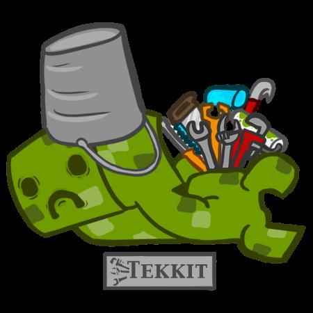 Tekkit Logo Transparent