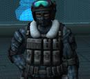 Black Corps Armor