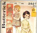 Butterick 2827