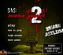 SAS: Zombie Assault 2 Insane Asylum