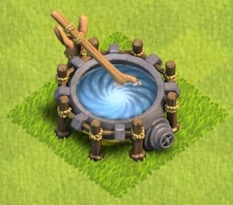 clash of clans spell factory - photo #3