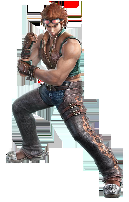 Hwoarang The Tekken Wiki Tekken 6 Tekken 5 Tekken 3