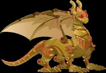Steampunk Dragon Dragon City Wiki