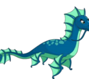 Combat Quick Reference/Combat Stats/Sea Dragons
