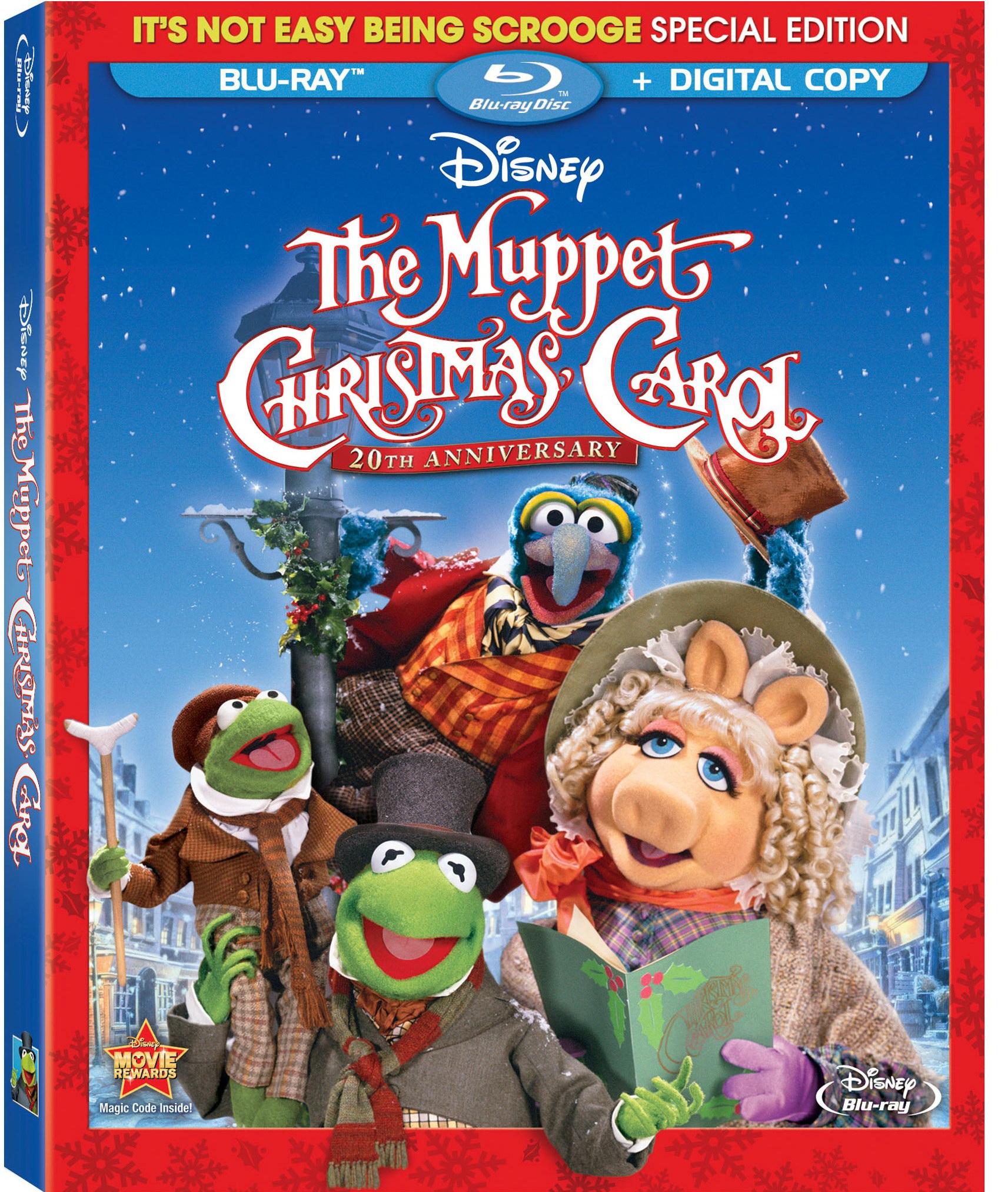 A Muppet Christmas Carol Movie Night: The Muppet Christmas Carol (video)
