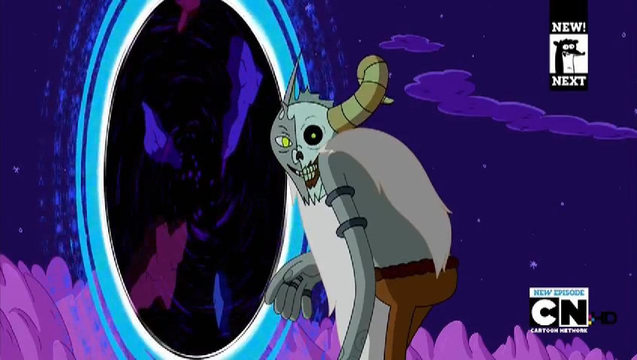 Adventure Time Theories Lich Origins