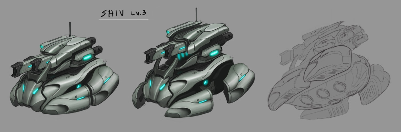 Xcom Enemy Within Concept Art Size of this preview: ...