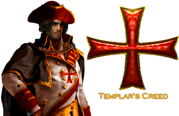 Templar Cross Assassins Creed Image - Templar's Cree...