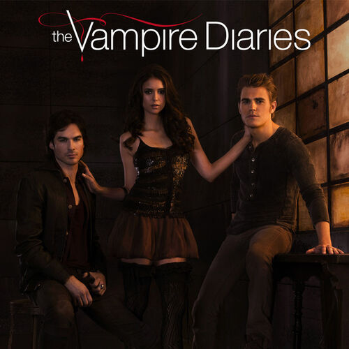 Vampire Diaries Netflix Poster Image - The-vampire-di...