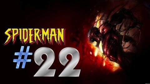 Spider-Man (2000) PS1 Walkthrough Part 22 Spidey vs. Carnage