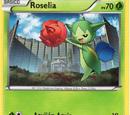 Roselia (Dragones Majestuosos 13 TCG)
