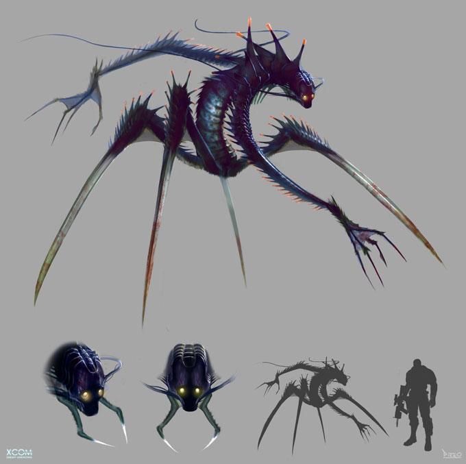 Xenomorph Warrior Extinction Vs Chryssalid Xcomew Sufficient