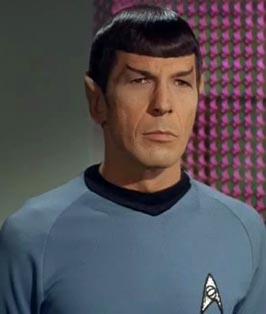 Leonard Nimoy Spock Image - Spock Leonard