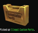 Illegal Custom Parts