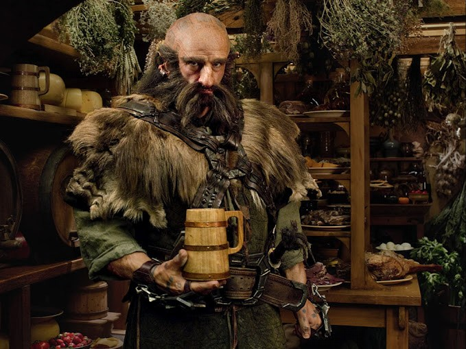 Dwalin - Lord of the R...