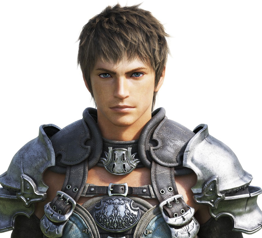 Final fantasy male characters names - photo#11