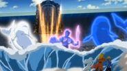 Equipe Excalibur vs damian