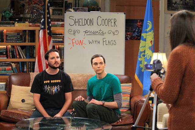 The Habitation Configuration The Big Bang Theory Wiki