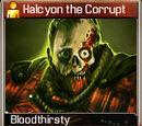 Halcyon the Corrupt