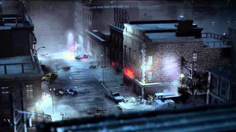Runaway Police Car (cutscene)