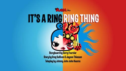 Ring Ring - Pucca