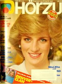 Hörzu 16 1983 front